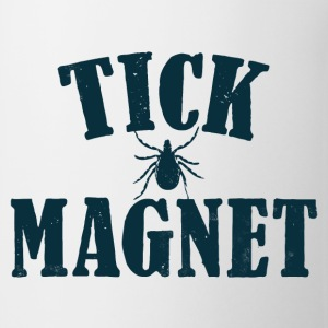 TICK MAGNET Mugs & Drinkware - Coffee/Tea Mug