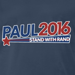 Rand Paul 2016 republican  - Men's Premium T-Shirt