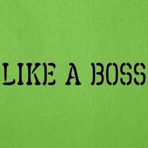 like_a_boss_3 Bags & backpacks - Tote Bag