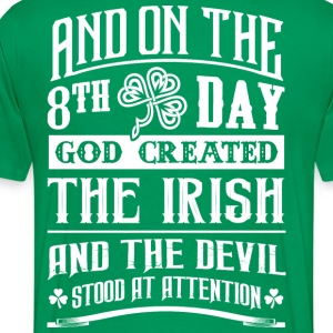 Irish and Proud - Men's Premium T-Shirt