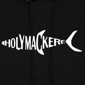 Holy Mackerel Mickey Hockey Sayings Hoodies - Women's Hoodie