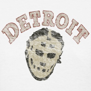 Old Detroit Hockey Style Women's T-Shirts - Women's T-Shirt
