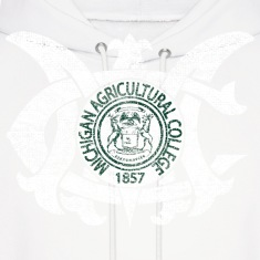 Old MAC Agriculture College Michigan Hoodies