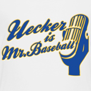 Ueck Uecker Milwaukee Mr. Baseball Kids' Shirts - Kids' Premium T-Shirt