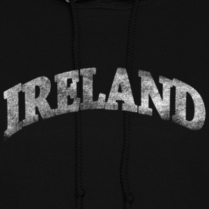 Distressed Irish Ireland Arch Hoodies - Women's Hoodie