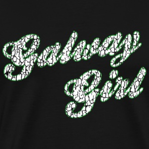 Galway Girl Irish Ireland T-Shirts - Men's Premium T-Shirt