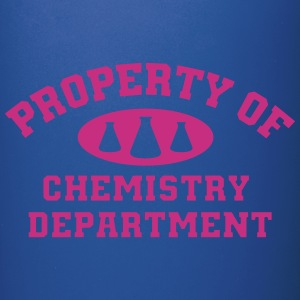 Property Of Chemistry Department - Full Color Mug