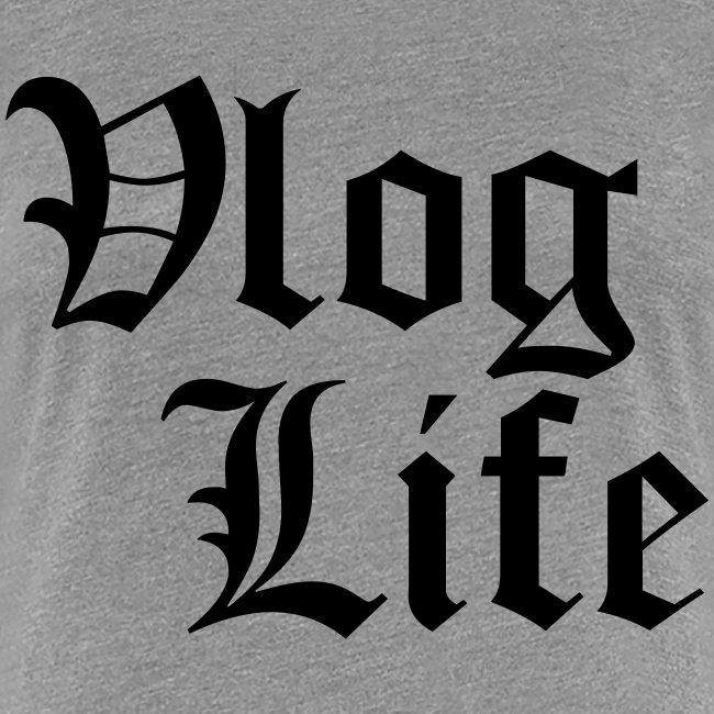 Vlog Life (Youtube) | Women's Premium T-Shirt