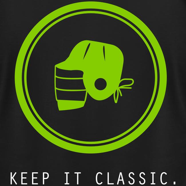 Keep It Classic Bucket Tee