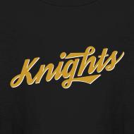 Design ~ UCF Knights Retro Long Sleeve Kid's Shirt