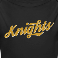 Design ~ Retro UCF Knights Long Sleeve