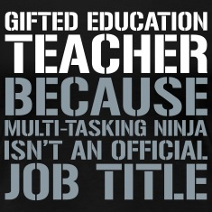 gifted education teacher Women's T-Shirts