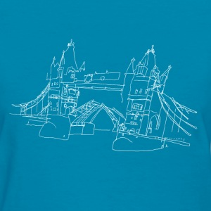 London Tower Bridge w Women's T-Shirts - Women's T-Shirt
