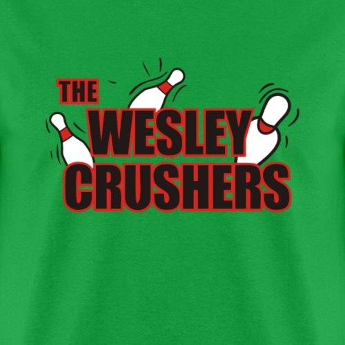 Big Bang Theory - Wesley Crushers