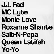 Design ~ Classic Queens of Rap: 80s Edition