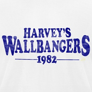 Harvey Wallbanger's Milwaukee 1982 T-Shirts - Men's T-Shirt by American Apparel