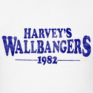 Harvey Wallbanger's Milwaukee 1982 T-Shirts - Men's T-Shirt