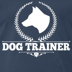 Dog Trainer T-Shirts - Men's Premium T-Shirt