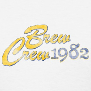 Brew Crew 1982 Milwaukee Women's T-Shirts - Women's T-Shirt