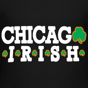 Chicago Irish Shamrock  Baby & Toddler Shirts - Toddler Premium T-Shirt