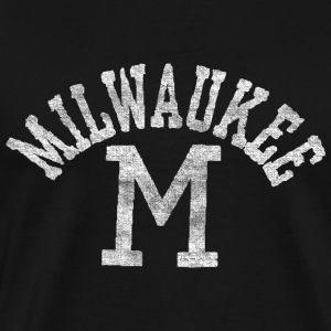 Olden Milwaukee Arch T-Shirts - Men's Premium T-Shirt