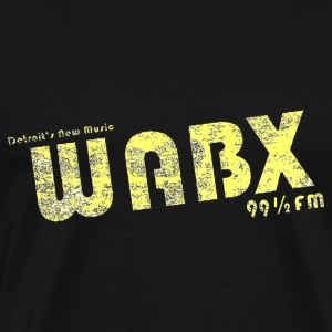 Old School WABX Radio T-Shirts - Men's Premium T-Shirt