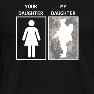 Design ~ daughter in army