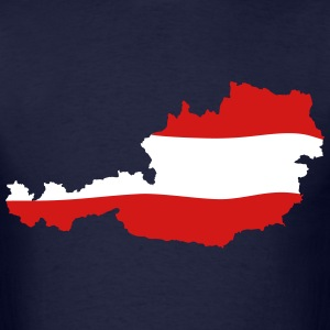 Austria T-Shirts - Men's T-Shirt