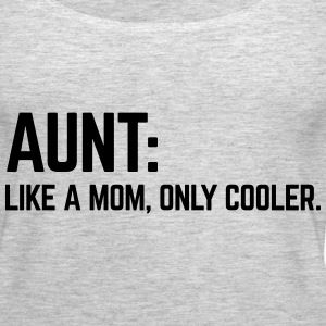 Aunt Like A Mum Tanks - Women's Premium Tank Top