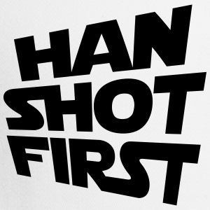 Han Shot First - Trucker Cap