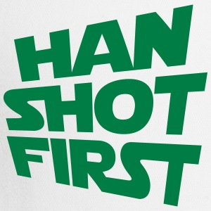 Han Shot First Cap - Trucker Cap