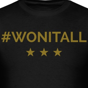 Hope #WonItAll - Men's T-Shirt
