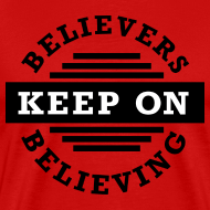 Design ~ Keep On Believing
