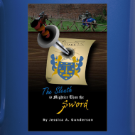 Design ~ *NEW* The Sleuth is Mightier Than the Sword Full Color Mug