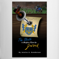 Design ~ *NEW* The Sleuth is Mightier Than the Sword White Mug