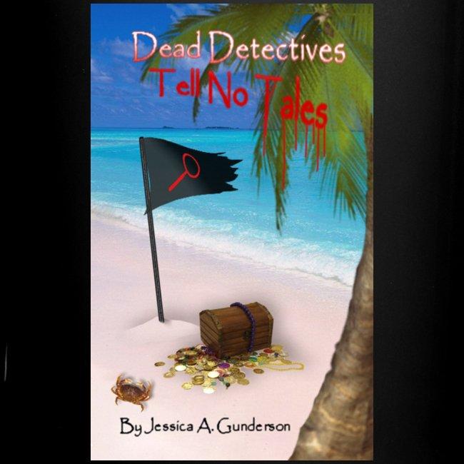 *NEW* Dead Detectives Tell No Tales Full Color Mug