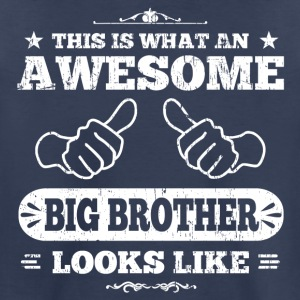 Awesome Big Brother Kids' Shirts - Kids' Premium T-Shirt