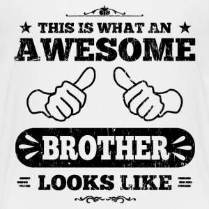 Awesome Brother Kids' Shirts - Kids' Premium T-Shirt