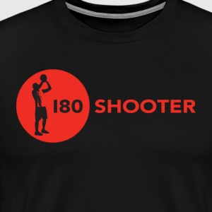 180 Shooter Official T - Men's Premium T-Shirt