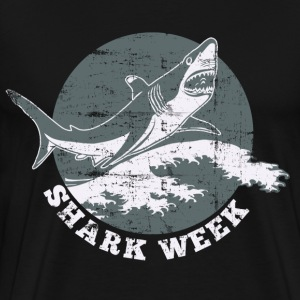 Shark Week T-Shirts - Men's Premium T-Shirt