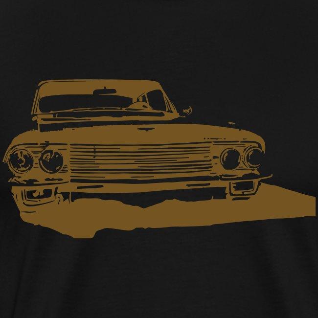 "Flat Black ""Cadillac"" (album cover) Hurley Edition"