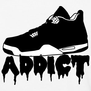 Sneakers Addict T-Shirts - Baseball T-Shirt