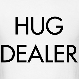 Hug Dealer - Men's T-Shirt