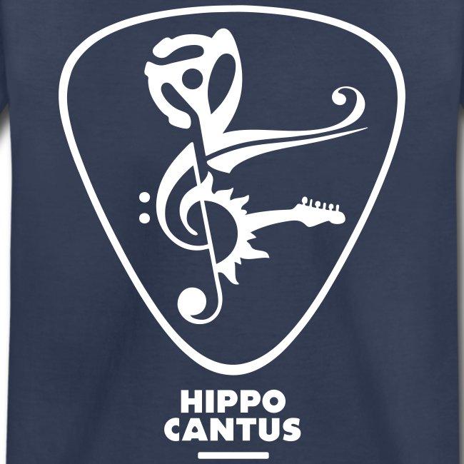 HIPPOCANTUS - back+front - xs/l kids - multi colors