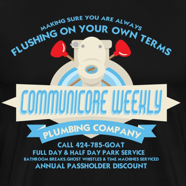 Flushing On Your Own Terms - Men's