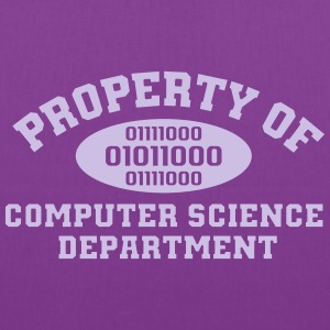 Property Of Computer Science Bag - Tote Bag