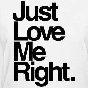 EXO: Love Me Right Simple Women's T-Shirts - Women's T-Shirt