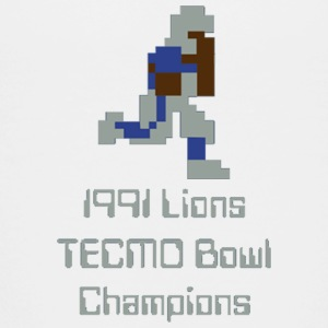 1991 Lions Barry Tecmo 8-bit Baby & Toddler Shirts - Toddler Premium T-Shirt