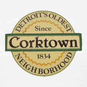 Corktown Detroit Irish Neighborhood Women's T-Shirts - Women's T-Shirt
