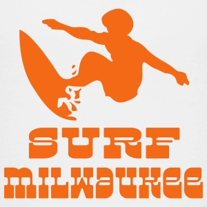 Surf Surfing Milwaukee Kids' Shirts - Kids' Premium T-Shirt